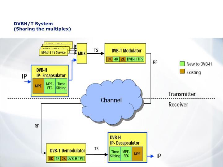 DVBH/T System