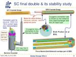 sc final double its stability study