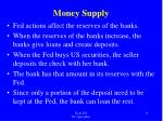 money supply1