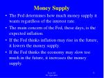money supply3