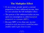 the multiplier effect1