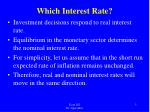 which interest rate