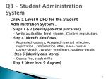 q3 student administration system3
