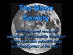 moon society