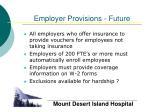 employer provisions future1