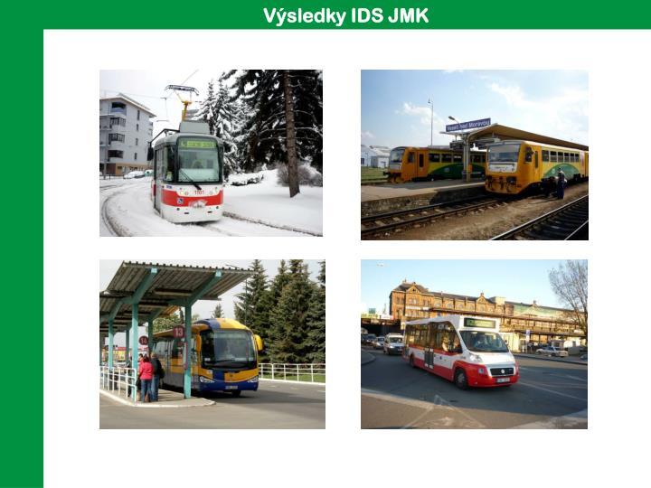 Výsledky IDS JMK