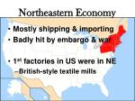 northeastern economy