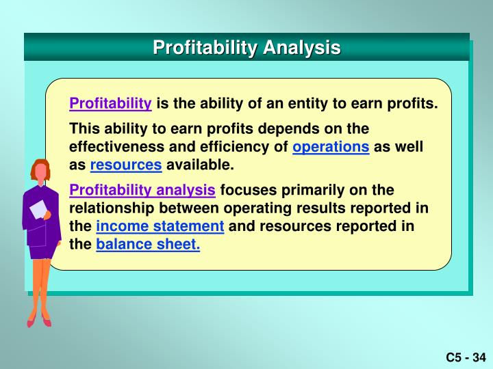 Profitability Analysis