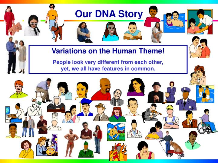 Our DNA Story