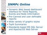 snmpc online