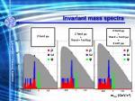invariant mass spectra1