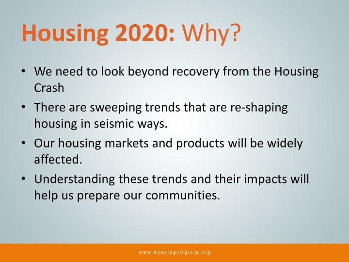 Housing 2020:
