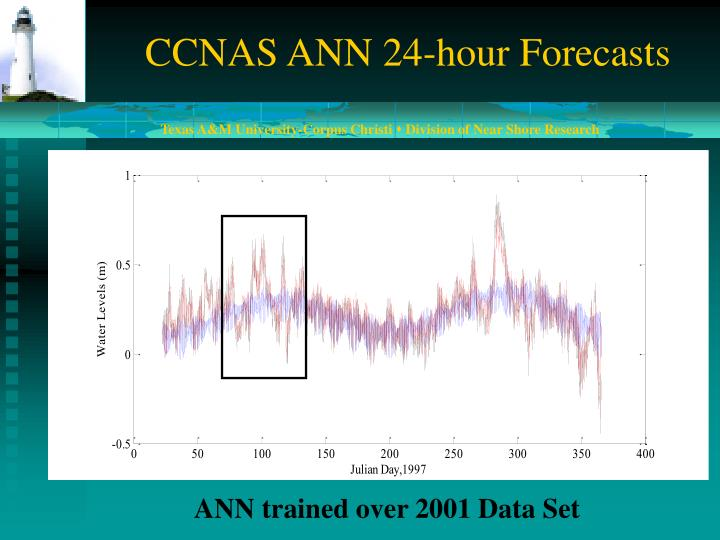 CCNAS ANN 24-hour Forecasts