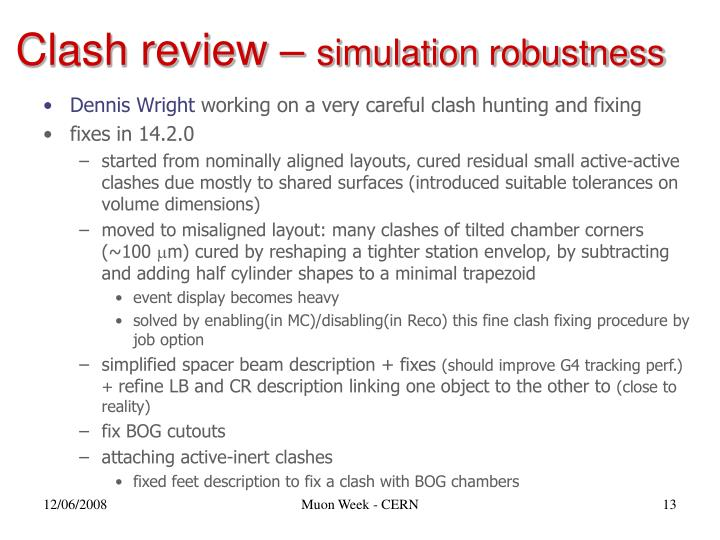 Clash review –
