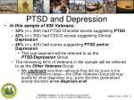 ptsd and depression1