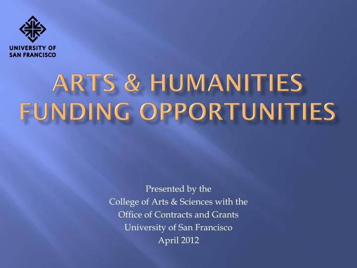 arts humanities funding opportunities n.