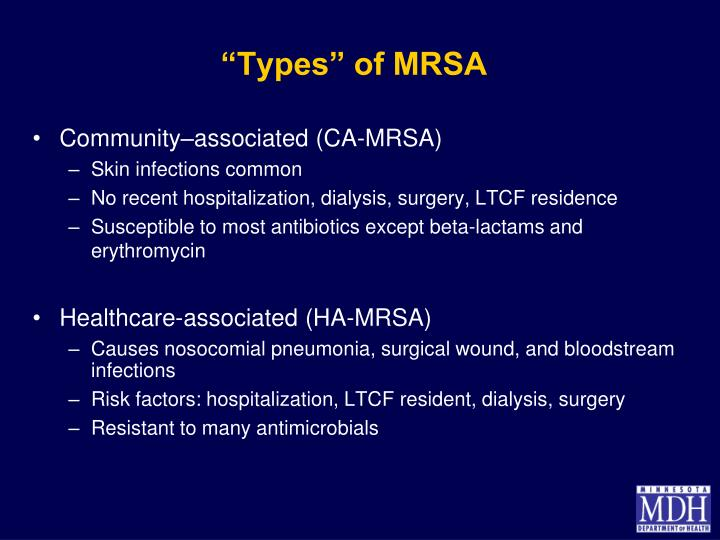types of patients susceptible to nosocomial infections Nosocomial infections can cause severe pneumonia and infections of the urinary tract the methods used differ from country to country (definitions used, type of nosocomial infections nosocomial infections are estimated to make patients stay in the hospital four to five additional days.