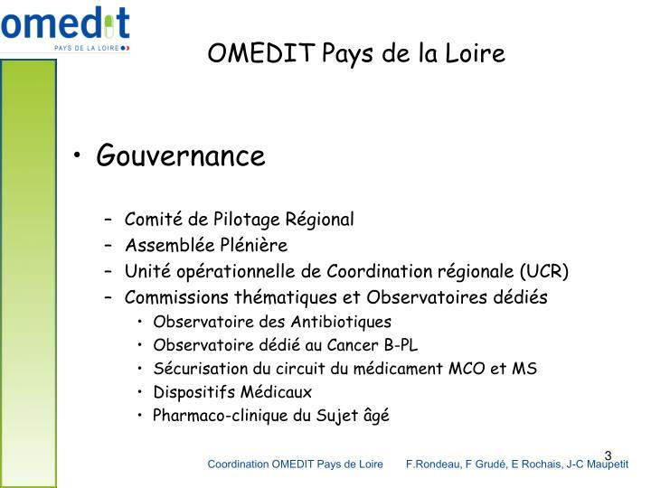 OMEDIT Pays de la Loire