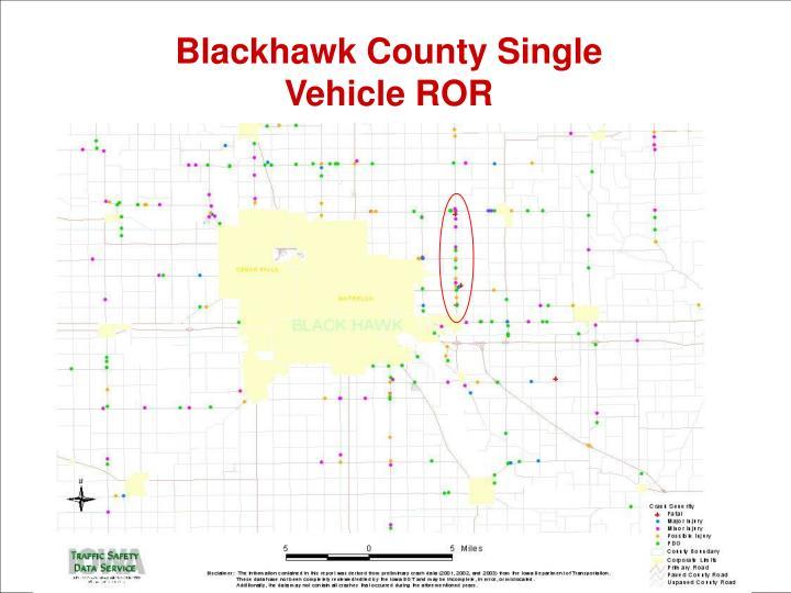 Blackhawk County Single