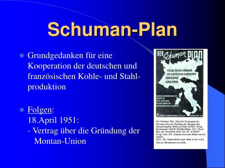 Schuman-Plan