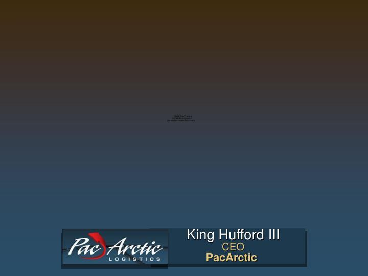 King Hufford III