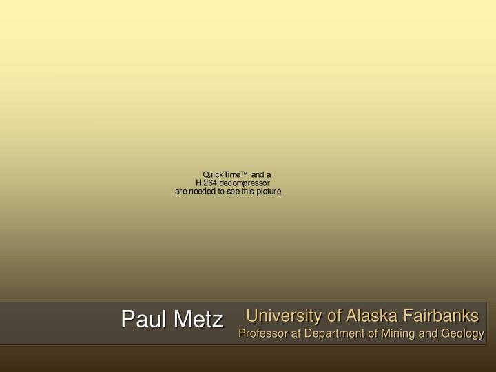 Paul Metz