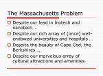 the massachusetts problem