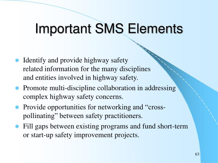 Identify and provide highway safety