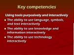 key competencies2
