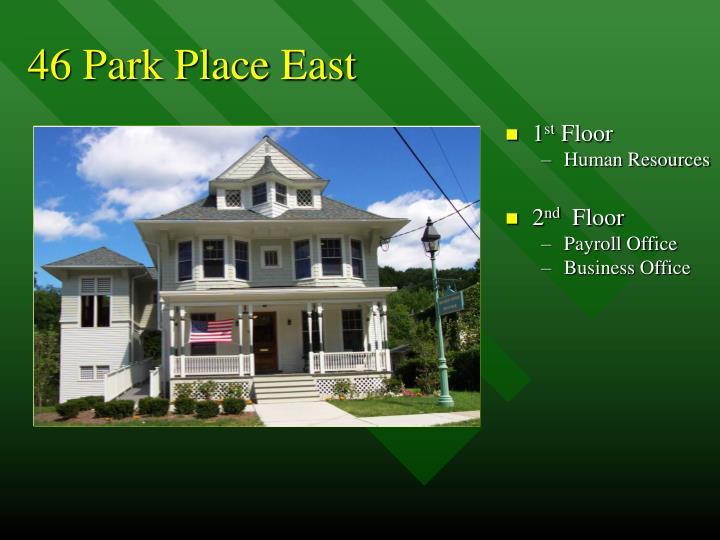 46 Park Place East