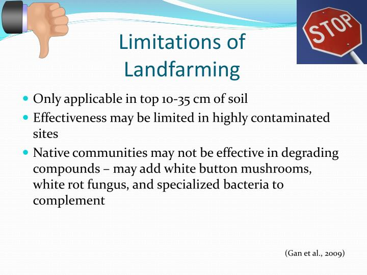 Limitations of