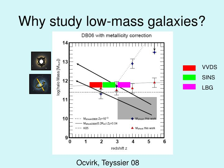 Why study low-mass galaxies?