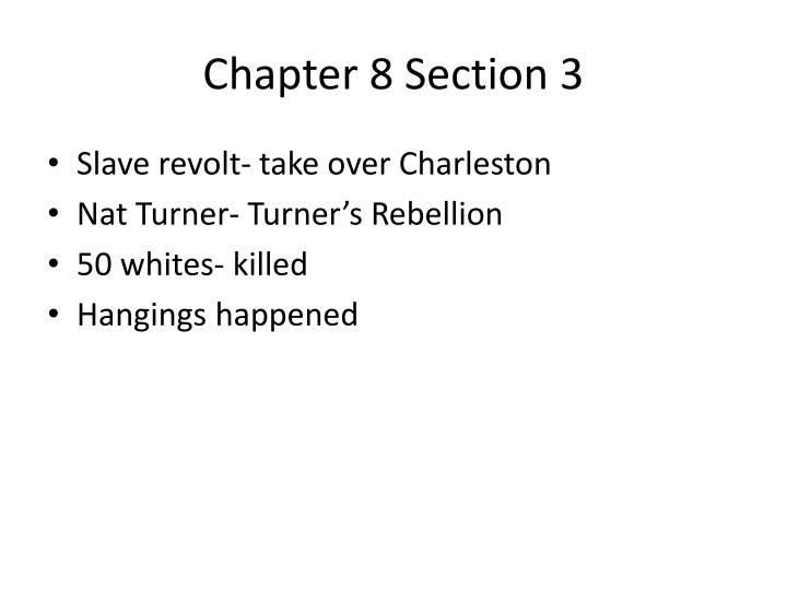 Chapter 8 section 32