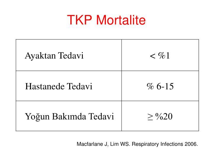 TKP Mortalite