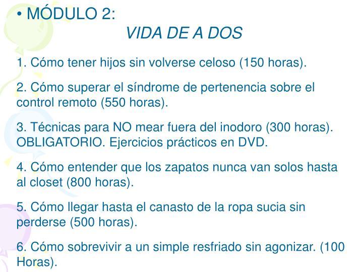 MÓDULO 2: