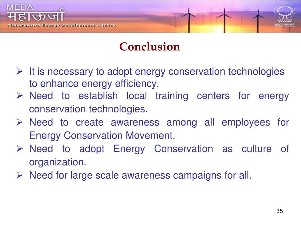 PPT - MAHARASHTRA ENERGY DEVELOPMENT AGENCY (An ISO 9001