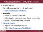 virtual appliances vmware eset n