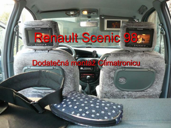 Ppt Renault Scenic 98 Powerpoint Presentation Id 4262597
