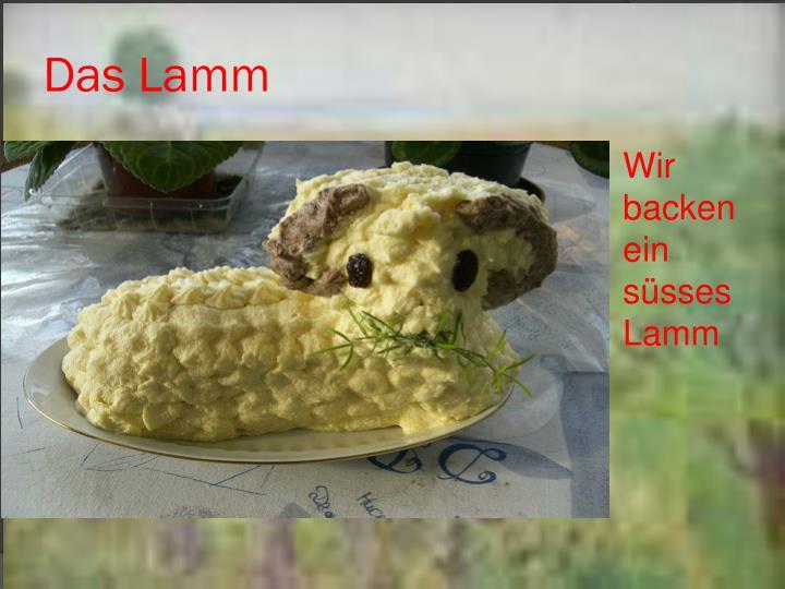 Das Lamm