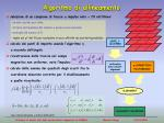 algoritmo di allineamento