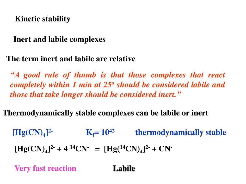 PPT - Coordination Chemistry PowerPoint Presentation - ID