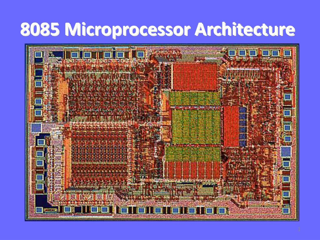 Block Diagram 8085 Microprocessor For Polytechnic Wiring Diagram