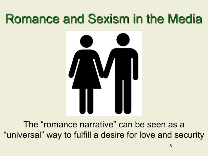 Romance and Sexism in the Media