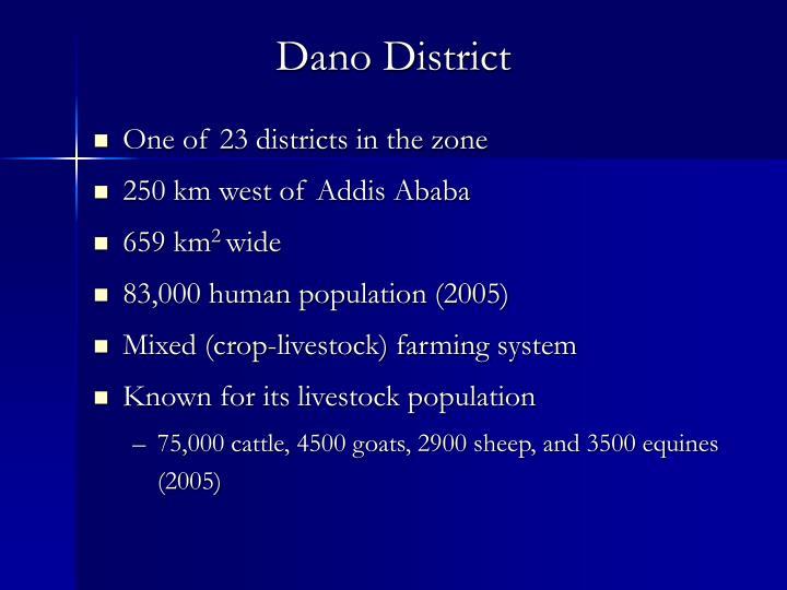 Dano District