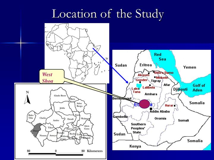 Location of the Study