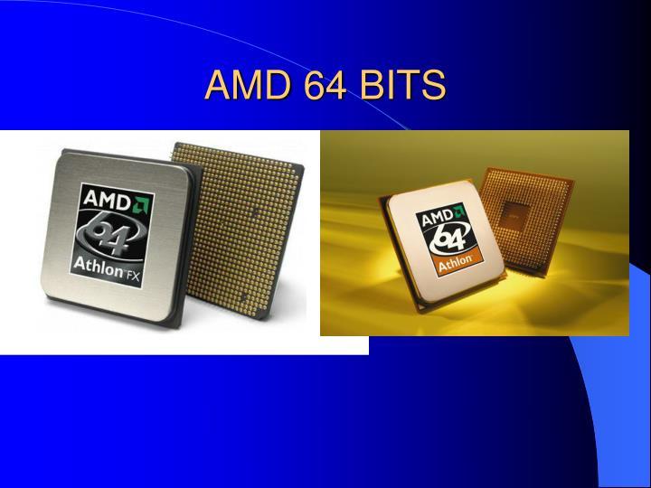 Amd 64 bits
