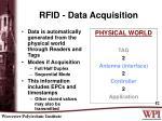 rfid data acquisition