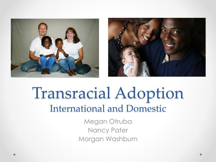 domestic vs international adoption Millions of children are living without the hope of knowing what it's like to be loved by a family learn more about international adoption today.