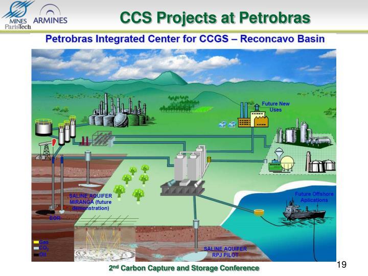 CCS Projects at