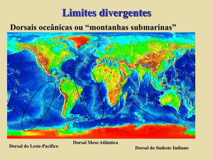 Limites divergentes